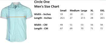 Mens Short Sleeve Shirt Size Chart Dreamworks