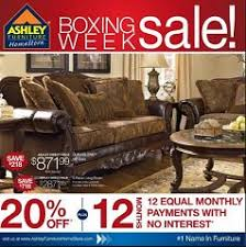 Ashley Furniture Weekly Ad & Flyer Specials