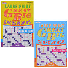Decorative Pitchers Crossword Bulk Kappa Great Big WordFind Puzzle Books at DollarTree 77