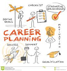 Career Planning Stock Illustration Illustration Of
