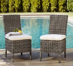Huntington All Weather Wicker Dining Chair