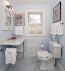 Small Picture Colorful Ideas To Visually Enlarge Your Small Bathroom