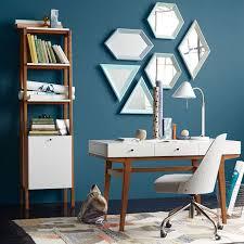 west elm office desk. Perfect Elm Intended West Elm Office Desk L