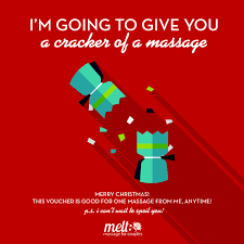 blog single author big xmas voucher cracker of a massage