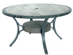 stone top dining tables melbourne outdoor table aluminum round in slate din
