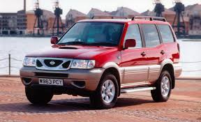 Nissan Terrano Station Wagon Review (1993 - 2007)   Parkers