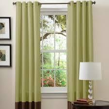 Window Curtain Ideas With Decorative Lighting