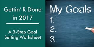 Goal Setting Template Classy Gettin' R Done In 44 A Handy 44Step Goal Setting Worksheet Jane