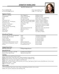 Awesome National American Miss Resume Photos - Simple resume .