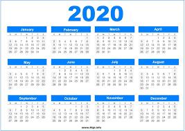 August 2020 Calendar Wallpapers ...