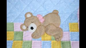 Applique Baby Quilt Patterns Amazing Inspiration