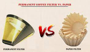 Using paper filters is messy. Permanent Coffee Filter Vs Paper Which One Is Better And Why