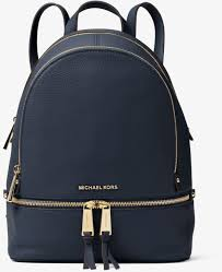 michael kors rhea medium leather backpack product images are for ilrative purposes only and may differ from the actual product