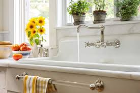 farmhouse sink country kitchen this old house