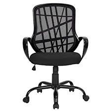 rocking office chair.  Rocking Homycasa Modern Rocking Office Mesh Chair Computer Desk Chair Black 1 Throughout R
