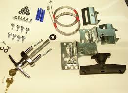 garage door lock handleGarage Door Lock Kit