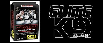 Elite K9 Nutrition Made By Bully Owners For All Bully Breeds