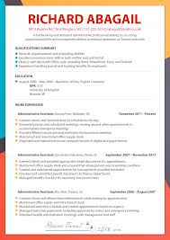 Resume Format 2018 Extraordinary Make A Chronological Resume Template 28 Work For You