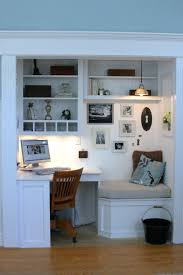 turn closet into office. Bedroom Closet Into Office Image Bathroom 2018. Converting Turn A