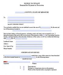 Eviction Notices Template Free Eviction Notice Printable Sample Eviction Letter Form Best 77