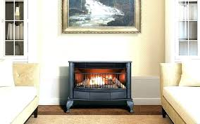 fresh vent free natural gas fireplace and natural gas fireplaces natural gas fireplace freestanding freestanding vent