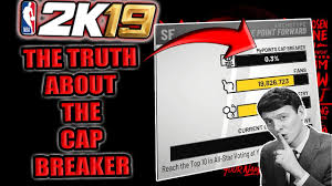 The Truth About The Nba 2k19 Mypoints Cap Breaker All Archetypes Nba 2k19