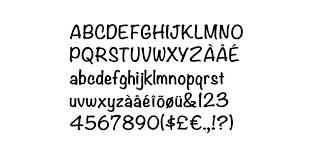 Webデザイナー必見プロなら使い分けたい手書き風フォント それから