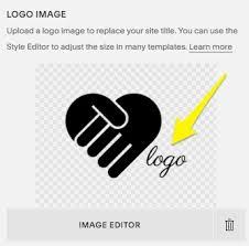 Templates For Logo Adding A Site Logo Squarespace Help