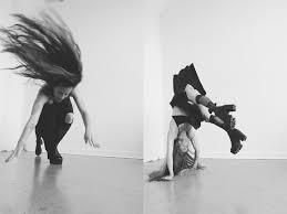Bela Shehu photographs choreographer Hillary Pearson for Nino Brand –  AVA.PHL