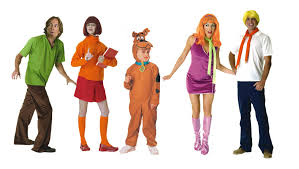 scooby doo costume images