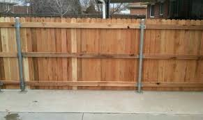 metal fence post. Simple Post Metal Post For Wood Fence Medium Size Of To Bracket  Posts   Throughout Metal Fence Post