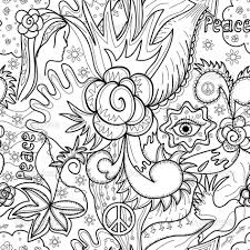Download Coloring Pages. Free Abstract Coloring Pages: Free ...