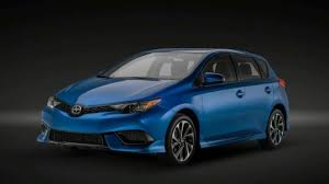 2018 toyota im.  2018 2018 toyota corola im 2017 toyota yaris ia and corolla im coming to new  york youtube inside