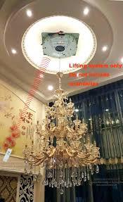 aladdin chandelier lift multi line drum winch motorized chandelier lift system pertaining to awesome household chandelier lift designs aladdin light lift
