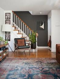 Peachy Accent Walls In Living Room Or Best 25 Ideas On Pinterest Wood Wall  Dark Gray