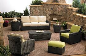 wicker patio furniture cushions. Outdoor Furniture Set Lowes. Patio Lowes Cushions Woodard Wicker Clearance Conversation R