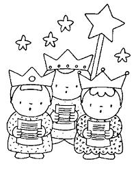 Drie Koningen Kleurplaten Animaatjesnl
