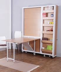 buy space saving furniture. Spaceone Space Saving Wall Fixing Double Bed Cum Dining Buy Furniture