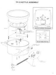 gmi 212 popcorn popper manual