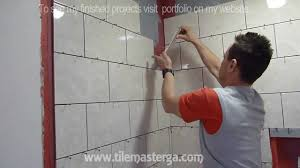 part 3 shower wall tile installation diy how to install shower surround tiles you