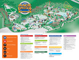Magic Springs Concert Seating Chart Magic Springs Theme And Water Park 2020 Concert Series