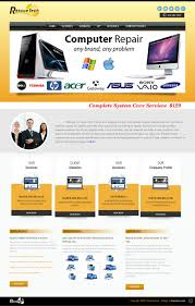 Web 2 0 Design Template Redesign My Website In Fresh New Non Template Web 2 0 Format