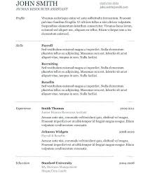 Copy And Paste Cover Letter Copy And Paste Resume Templates Examples