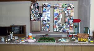office party decoration ideas. I Surprised Him With A Party. We Don\u0027t Have Lot Of Money To Spend, So Came Up Some Thrifty Decorating Ideas, And Thought I\u0027d Share. Office Party Decoration Ideas