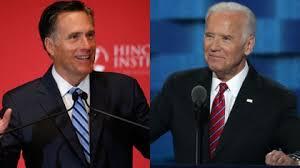 Image result for biden/romney