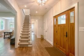 front door. Entryway With Contemporary Front Door Fir And Sidelights I