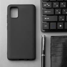 <b>Чехол Innovation, для Samsung</b> Galaxy A51, силиконовый ...