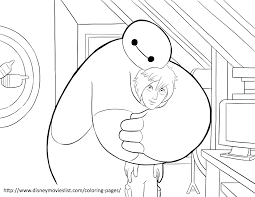 Download Big Hero 6 Coloring Pages