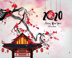 Happy chinese new year 2020 Zodiac sign, year of the rat, This year ...