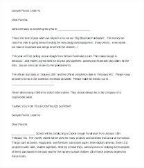 School Letters Templates Parent Note To School Template Chattax Co